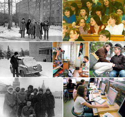Московские общаги раньше и сейчас подбор фото